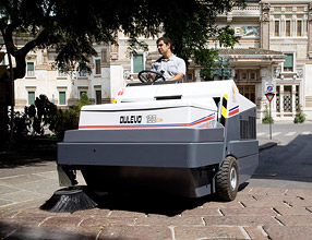 Street Cleaning Equipment - 120 Elite Sweeper