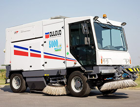 Street Cleaning Equipment - 5000 Zero Sweeper