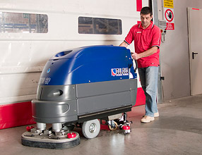 Industrial Cleaning Equipment пїЅ H710 Scrubber